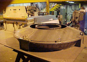 Mold for Steel Industry